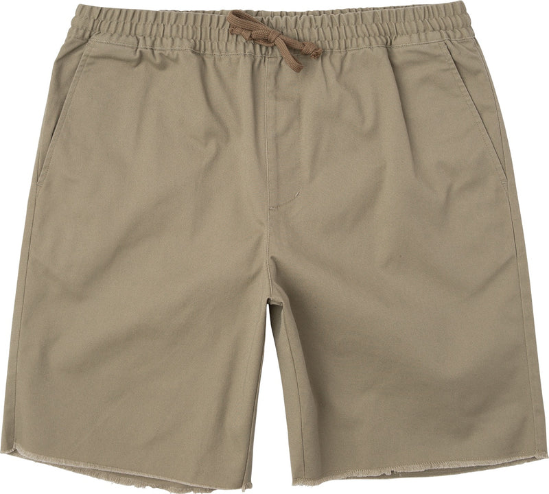 RVCA A.T. Dayshift Shorts - Wood
