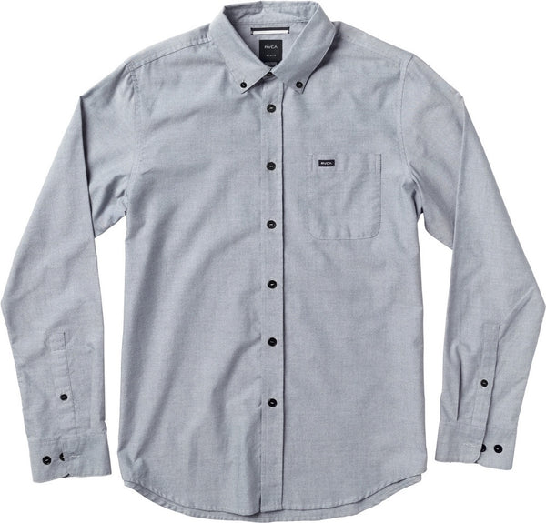 "RVCA ""That'll do"" LS button up"