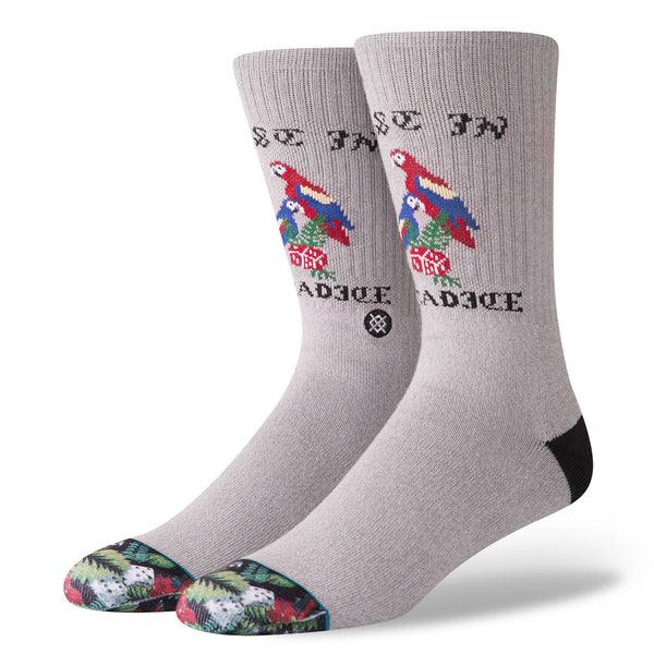 Paradice Sock - Grey