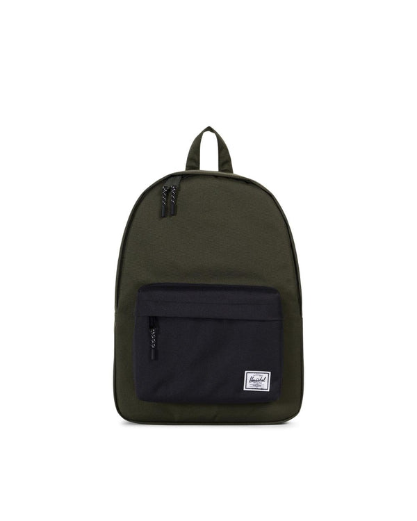Classic 600D Poly Backpack - Forest