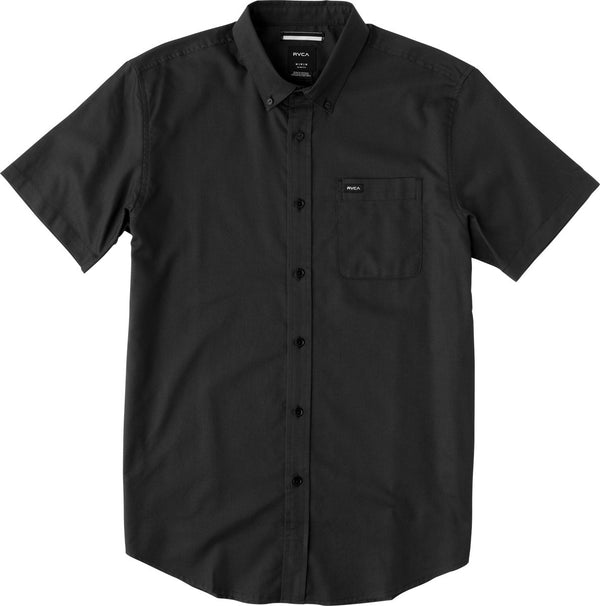 "RVCA ""That'll Do Oxford"" SS button up"