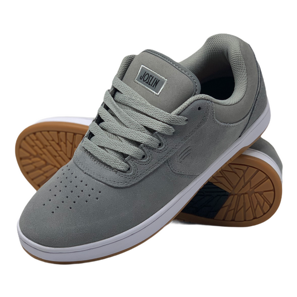 Joslin Shoe - Grey/White/Gum