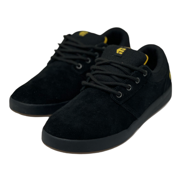Etnies Score Shoe - Black/Yellow (Berger)