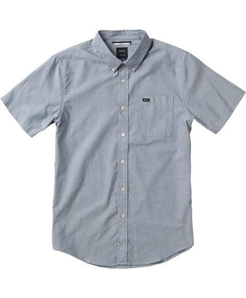 "RVCA ""That'll do Oxford"" S/S button up"