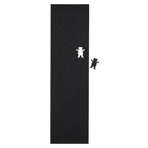"Grizzly Cut-Out Grip Sheet - 9"" Black"