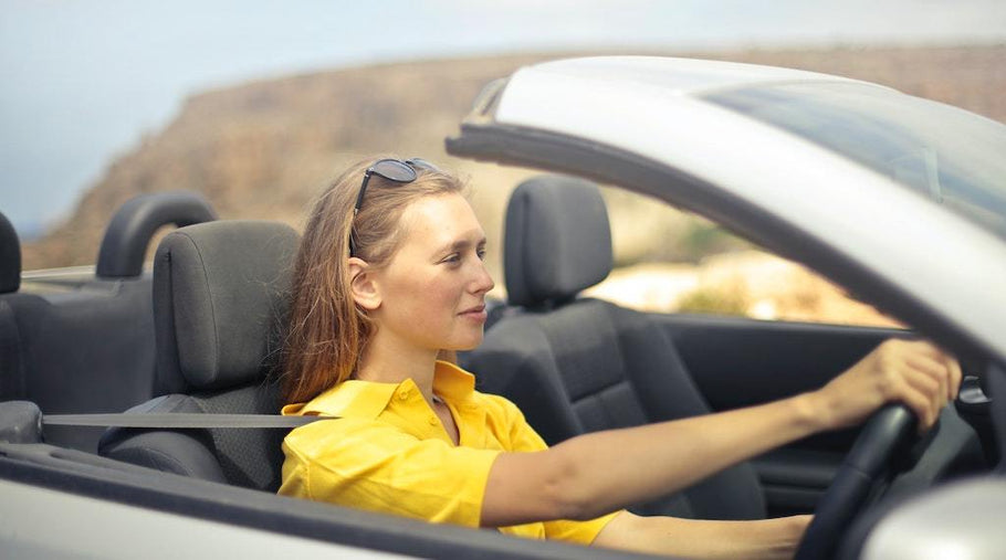 Three quick tips for good driving posture