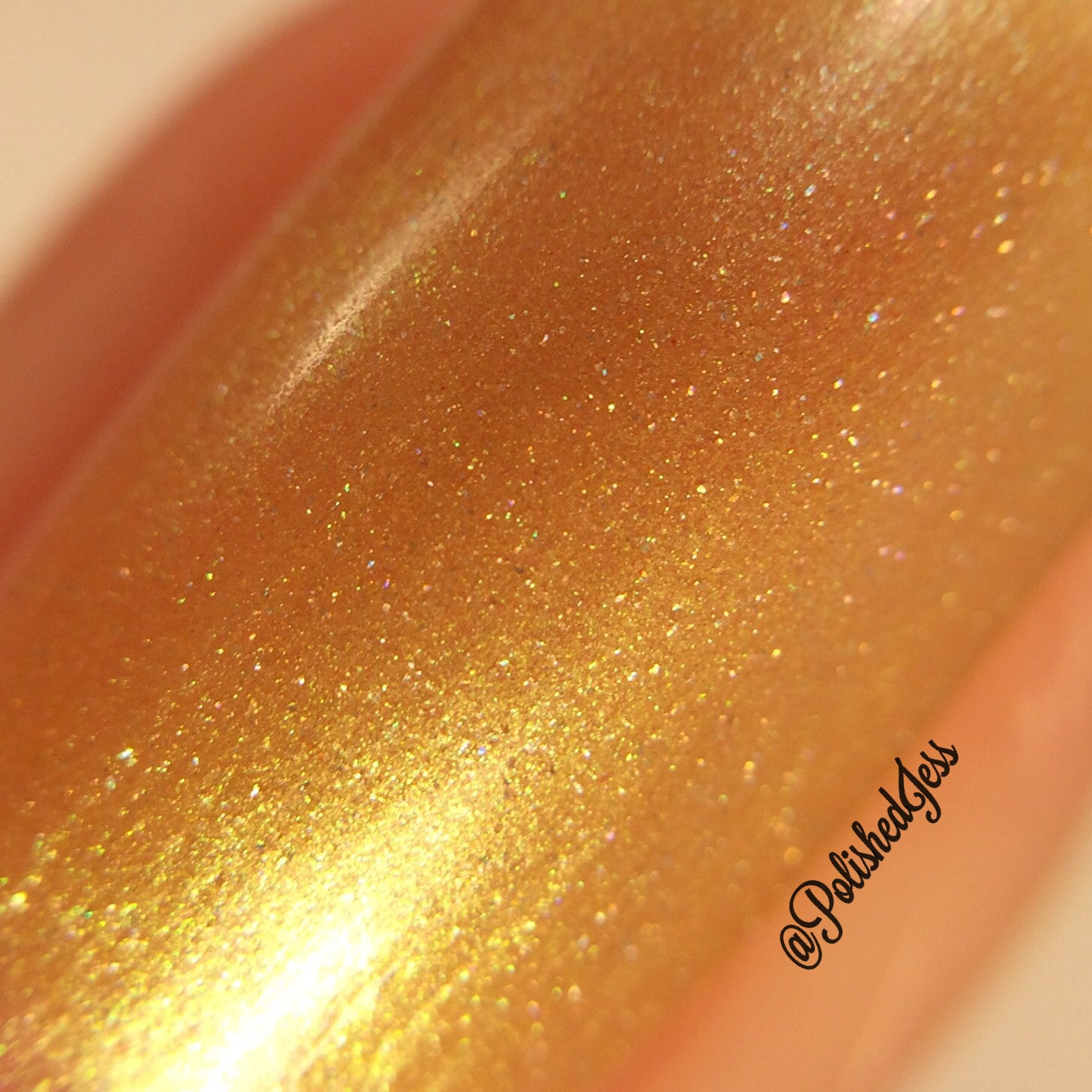 All that Shimmer is Gold
