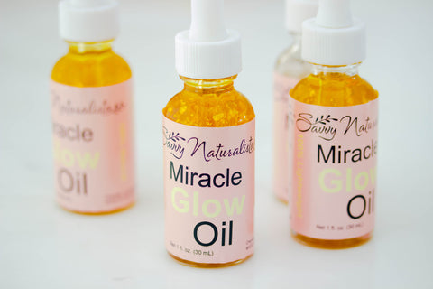 Miracle Glow Oil
