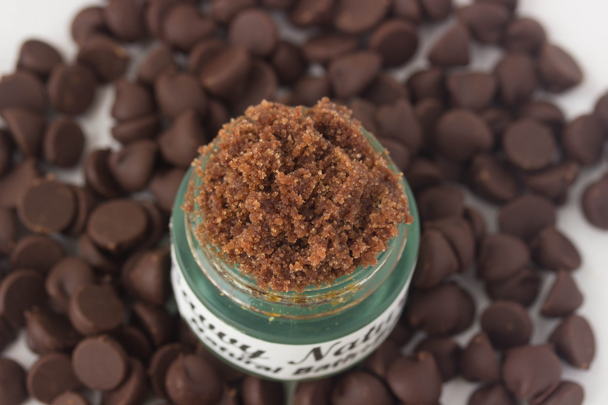 Choco-Cake Kisses Luscious Lip scrub