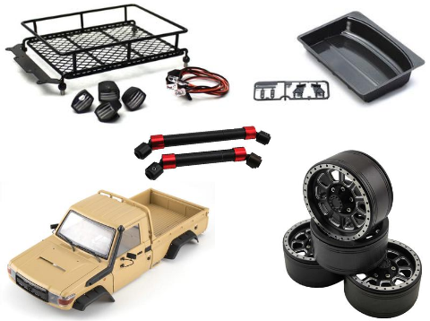 R/C Vehicles Spares & Accessories