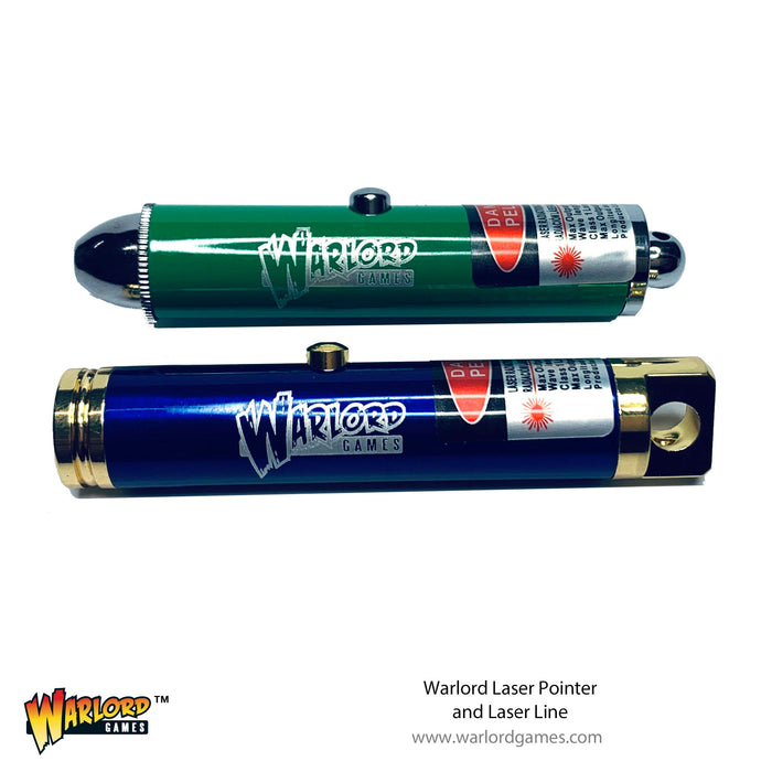 Warlord - Laser Pointer and Laser Line