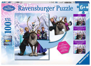 Ravensburger - The Frozen Difference (100pcs)