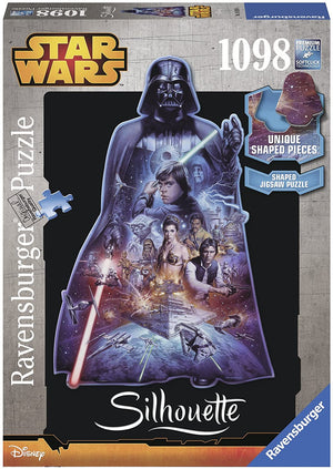 Ravensburger - Star Wars: Darth Vader (1098pcs)