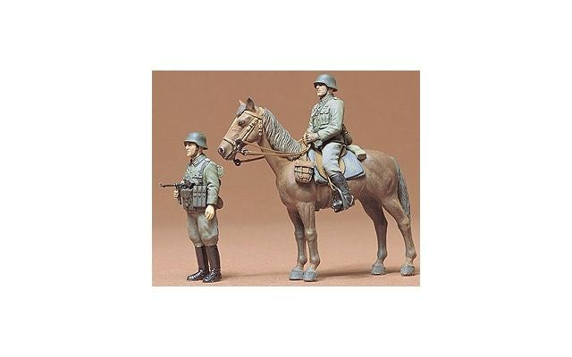 Tamiya - 1/35 German Mounted Infantry