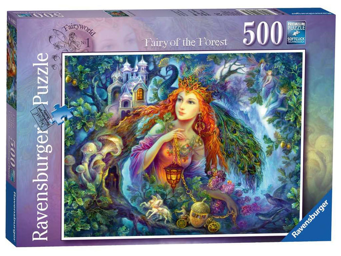 Ravensburger - Fairy of the Forest (500pcs)