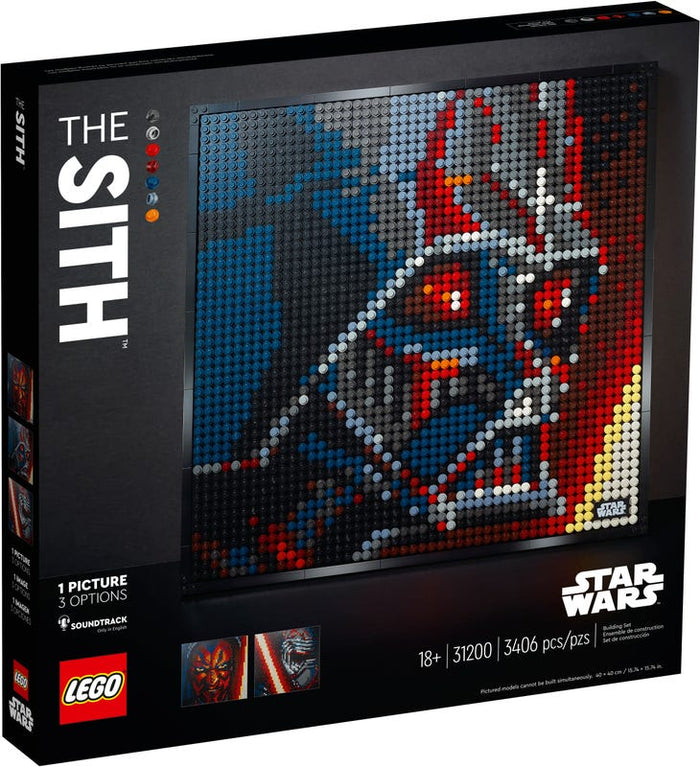 LEGO 31200 - Star Wars The Sith