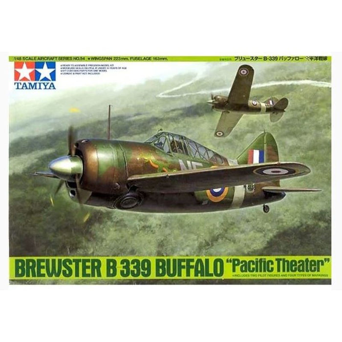 "Tamiya - 1/48 Buffalo ""Pacific Theater"""