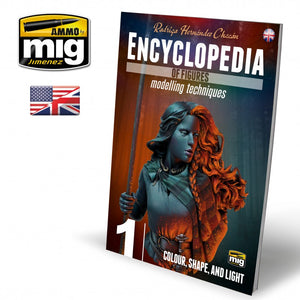Encyclopedia Of Figures Modelling Techniques Vol.1 - Colour / Shape and Light