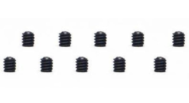 Slot.It - Hexagonal Screws M2 x 2mm (10pcs) (PA58)
