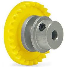 Slot.It - 28t Aluminium Inline Crown Gear (G128-AL)