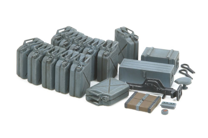 Tamiya - 1/35 Jerry Can Set (Early Type)