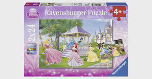 Ravensburger - Disney Princesses: Magical Princesses (2x24pcs)