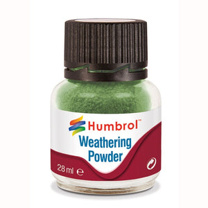 Humbrol - #5 Green Weathering Powder