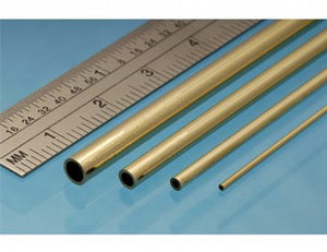 Albion Alloys - Micro Brass Tube 1.8 x 1.6mm (3pc)