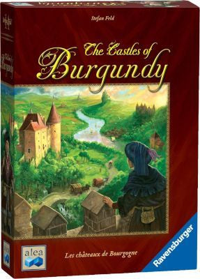 Ravensburger - Castles of Burgundy