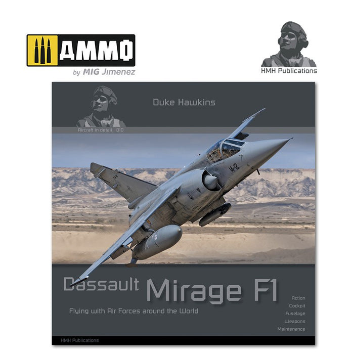 Aircraft in Detail: Mirage F1