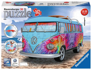 Ravensburger - Volkswagen Bus T1 Indian Summer 162pcs