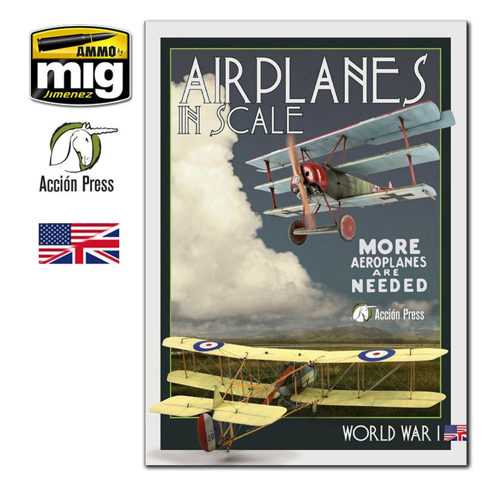 Airplanes In Scale: World War I