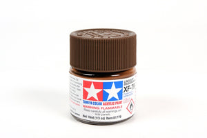Tamiya - XF-79 Lino Deck Brown Mini Acrylic 10ml