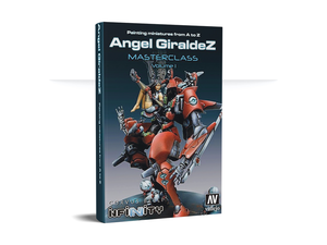 Painting Miniatures From A to Z - Angel Giraldez Masterclass vol.1