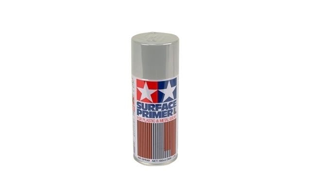 Tamiya - Surface Primer (Plastic/Metal) Grey