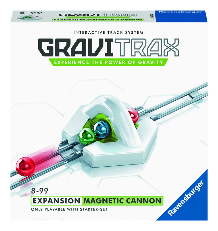 Ravensburger - GraviTrax Magnetic Cannon Expansion