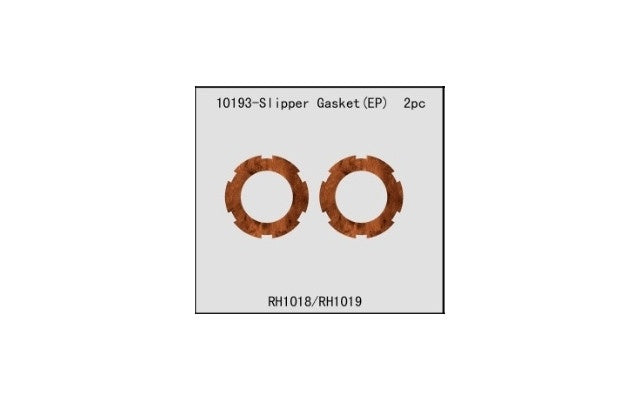 VRX - 10193 Slipper Gasket for Buggy / Truck (Electric)