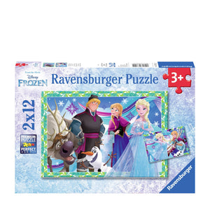Ravensburger - Winter Games (2x12pcs)