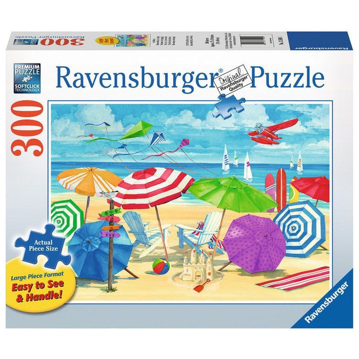 Ravensburger - Meet Me at the Beach (300pcs)LF