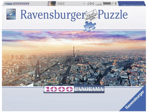 Ravensburger - Dawn in Paris (1000pcs)