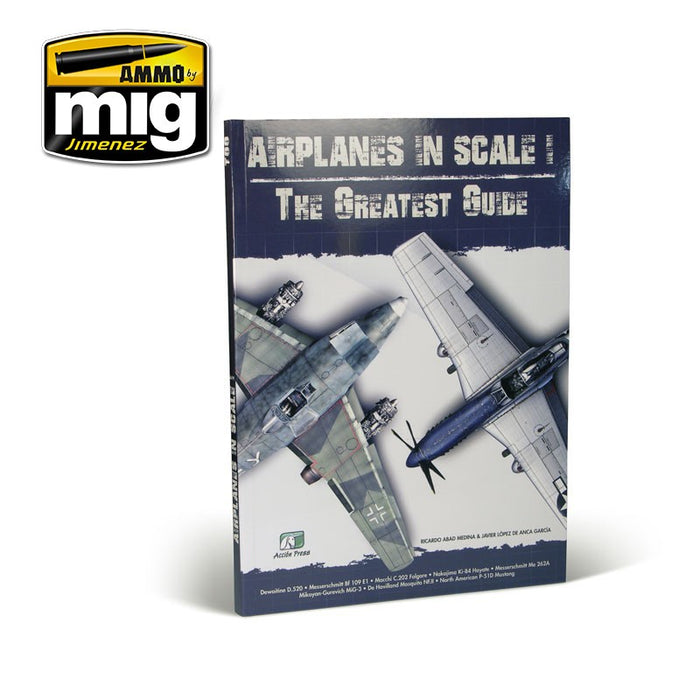 Airplanes In Scale: The Greatest Guide