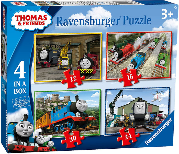 Ravensburger - Thomas and Friends (4-in-a-Box)