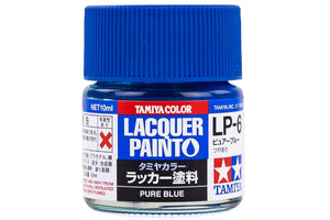 Tamiya - LP-6 Pure Blue