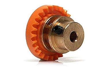 Slot.It - 25t Bronze Inline Crown Gear (GI25-bz)
