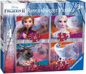 Ravensburger - Frozen 2 Moments in Time (4-in-a-Box)