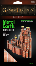 Metal Earth - Game of Thrones - Red Keep (ICONX)
