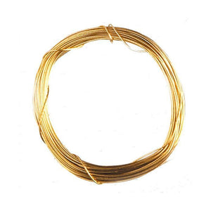 Artesania - Brass Wire .5mm (5m) (was8137)