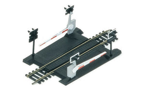 Hornby - Level Crossing Single Track