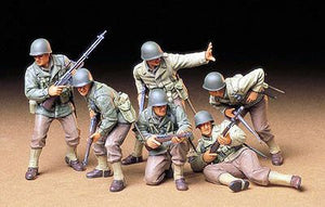 Tamiya - 1/35 U.S. Army Assault Infantry