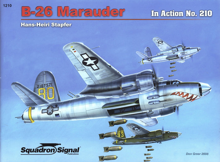 Squadron - B-26 Marauder (In Action)